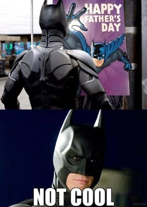 That Hit Batman Right in the Feels