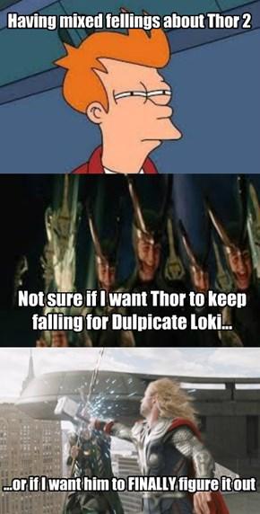 Loki Fangirl Problems