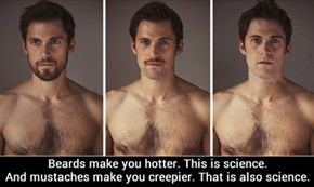 The Science of Facial Hair