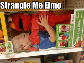This New Elmo Toy Looks Like Lots of Fun