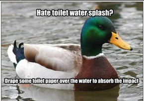 Actual advice Mallard strikes again.