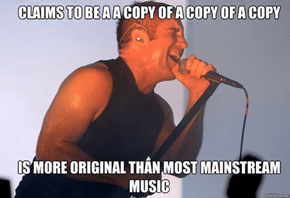 Trent Reznor is Pretty Modest I Guess