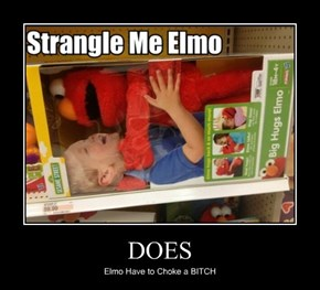 Yes Elmo Does