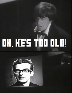 The Second Doctor Doesn't Aprove