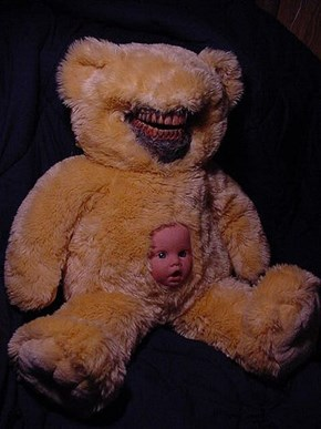 Beary Creepy