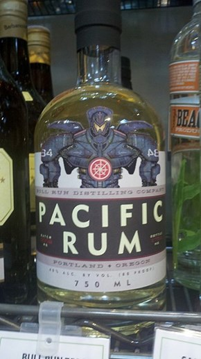 The Rum of Giant Robots