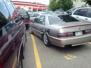 How Many Parking FAILs Can You Have at Once?