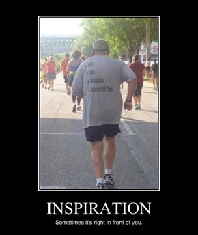 That Guy Is a Heck of a Motivator
