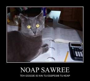 NOAP SAWREE