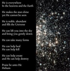 Praise Be Unto He