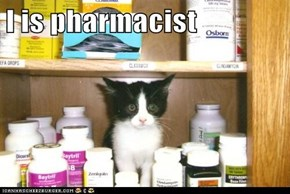 I is pharmacist
