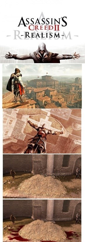 Realism in Assassin's Creed