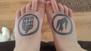 Foot Symbols