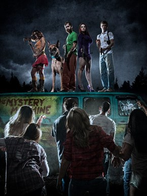 Scooby-Doo vs. the Zombie Apocalypse