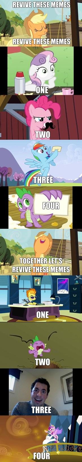 Every. Last. Meme.