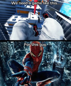 The Spider-Man Game We Need