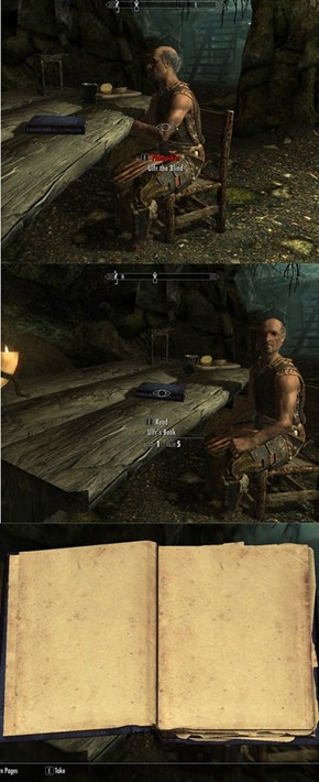 Well Played, Skyrim