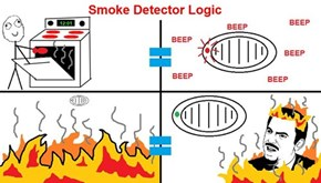 Smoke Detector Genius