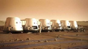 Putting Permanent Structures on Mars