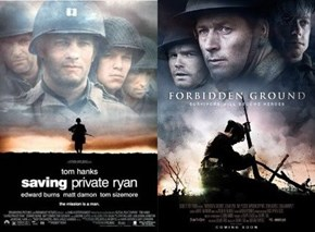 Saving Private Ryan Totally Looks Like Forbidden Ground