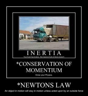 *NEWTONS LAW