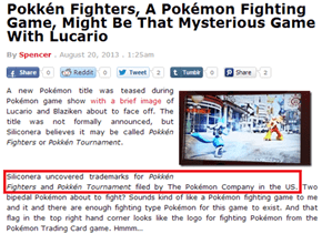 Pokemon Fighting Game! Get Hype!