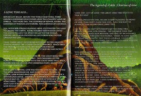 The Lost Art of Video Game Manuals