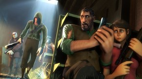 The Last of Us in Team Fortress 2