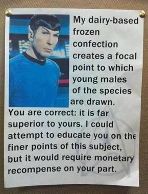 Spock-elis