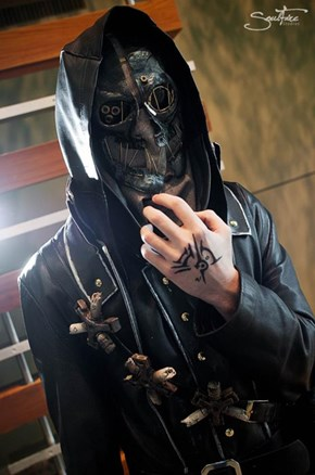 An Honorable Dishonored Cosplay