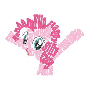 Pinkie Typography