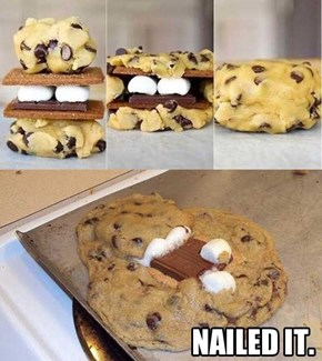 Baking is Not Your Strong Suit