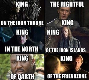 Ser Jorah Doesn't Need to Fight For That Crown