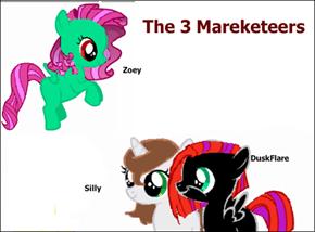 The 3 mareketeers