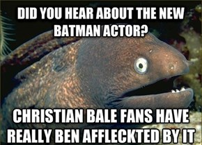 No One Knows What it is Like Being Batman