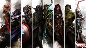 How Awesome are These Avengers?
