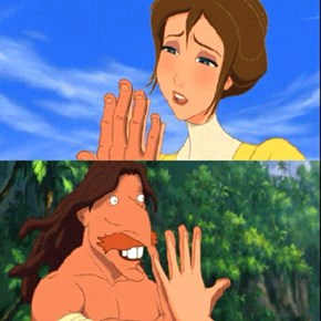 Looks Like Tarzan Ate Too Many Thornberries...