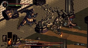 What Dark Souls Would Look Like as an Isometric Game