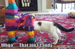 Whoa......That ain't candy