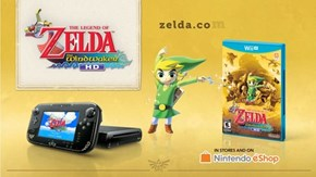 Special Edition Legend of Zelda: Wind Waker HD Wii U Confirmed
