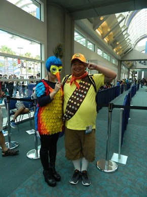 Up, Up, and Cosplay!