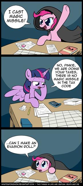 Dungeons & Pinkies