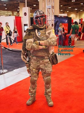 Real-World Boba Fett. or Army of Two / Boba Fett