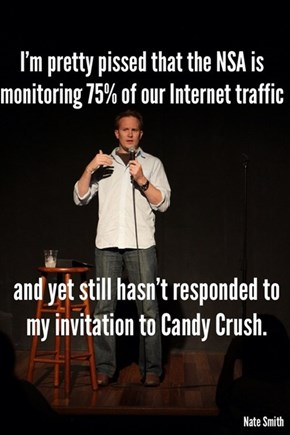 Candy Crushed