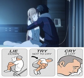 The Most Touching Moment in Sword Art Online