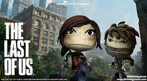 The Last of Us in Little Big Planet