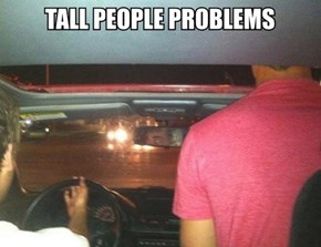 Tall People Fit Right in Cars With Sunroofs
