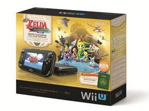You Can Play Wind Waker HD Two Weeks Early if You Are Buying it Digitally