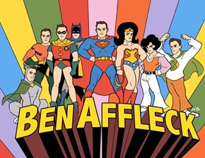 All-Ben Affleck Justice League