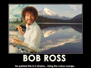 No One Bests the Ross
